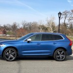 Review and Test Drive:  2018 Volvo XC60 T8 E-AWD and T6 R-Design