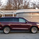 Review and Test Drive:  2018 Lincoln Navigator Reserve and Black Label