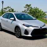 Review and Test Drive:  2018 Toyota Corolla XSE