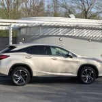 Review and Test Drive:  2018 Lexus RX 350