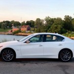 Review and Test Drive:  2018 Infiniti Q50 Red Sport
