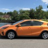 Review and Test Drive:  2018 Toyota Prius c