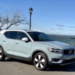 Review and Test Drive:  2019 Volvo XC40 T5 AWD Momentum