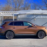 Review and Test Drive:  2019 Lincoln Nautilus Black Label Edition