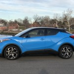 Review and Test Drive:  2019 Toyota C-HR Limited