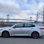 Review and Test Drive:  2019 Kia Optima SX Turbo
