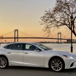 Review and Test Drive:  2019 Lexus LS and LS Hybrid