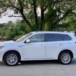 Review and Test Drive:  2019 Mitsubishi Outlander PHEV GT S-AWC