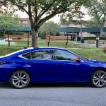 Review and Test Drive:  2019 Lexus ES 350 F Sport