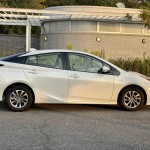 Review and Test Drive:  2019 Toyota Prius Limited