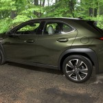 Review and Test Drive:  2019 Lexus UX 200 Luxury