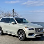 Review and Test Drive:  2020 Volvo XC90 T8 eAWD Plug-In Hybrid