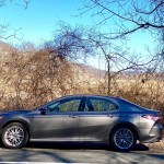 Review and Test Drive:  2020 Toyota Camry Hybrid XLE