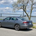 Review and Test Drive:  2020 Volkswagen Passat 2.0T SEL