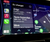 Apple CarPlay Gains Enhanced EV Charger Info with ChargePoint Integration