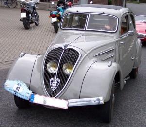 Peugeot 402 ca. 1939
