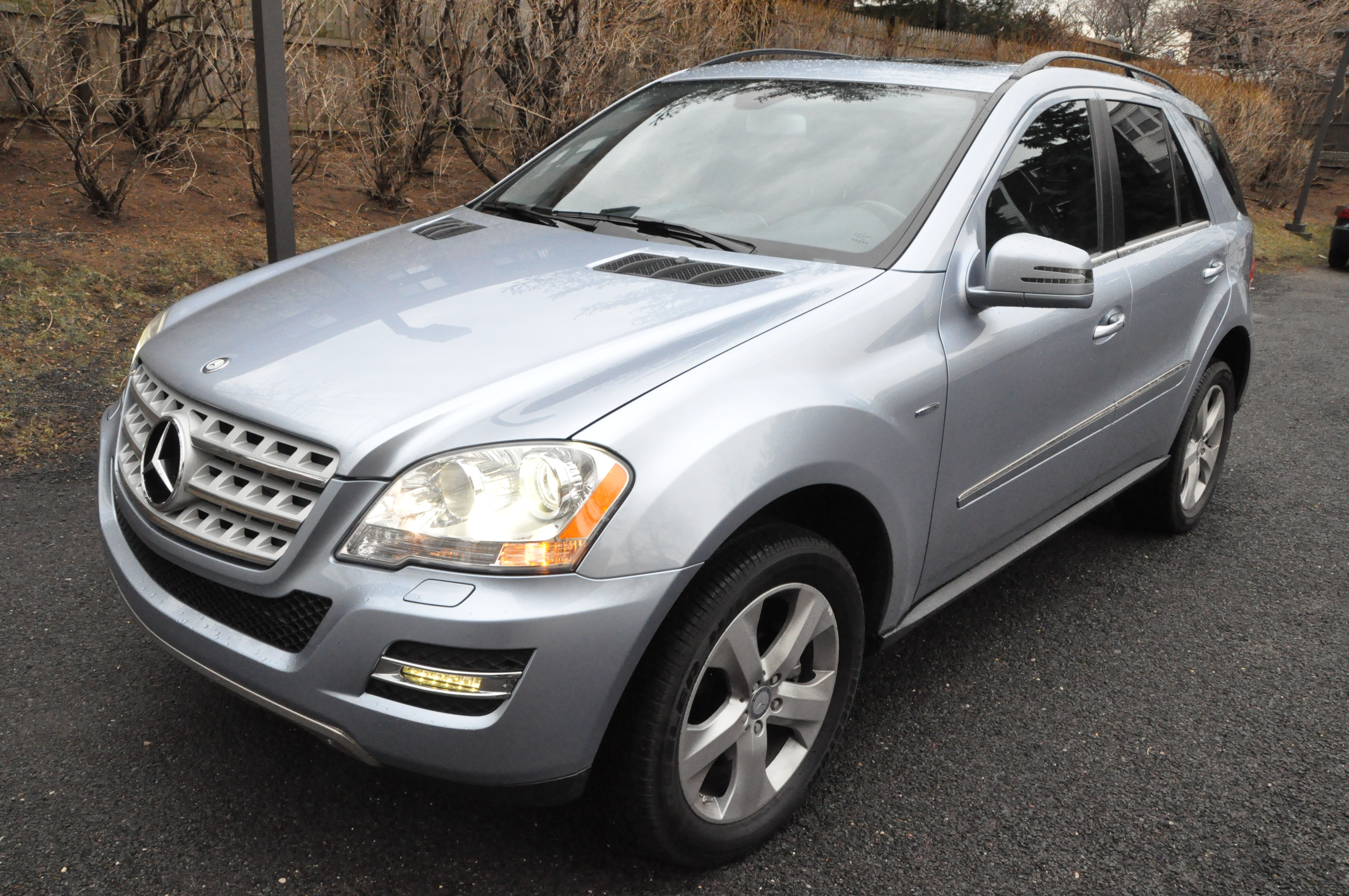 Mercedes benz ml350 bluetec review and test drive the for Mercedes benz ml350 bluetec review
