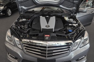 E350 BTEC engine