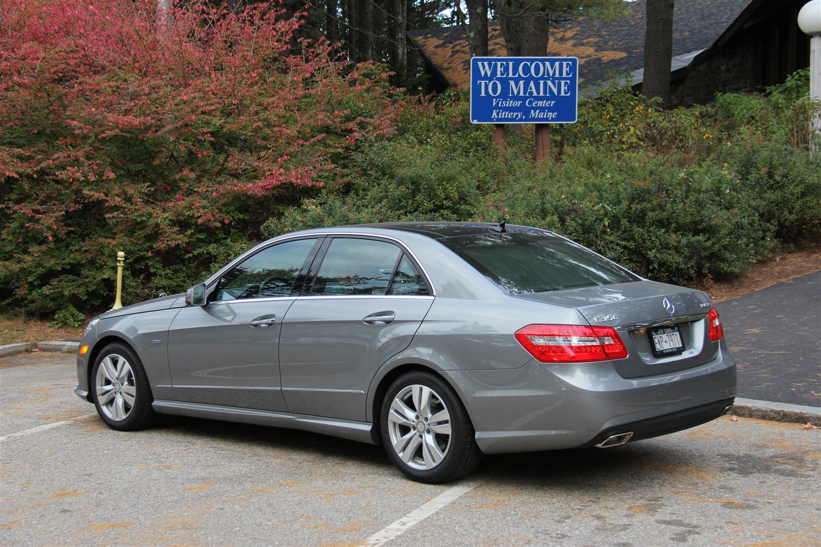 Mercedes e350 bluetec diesel 38 mpg in real life driving for Mercedes benz diesels