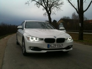 F30 BMW 320d