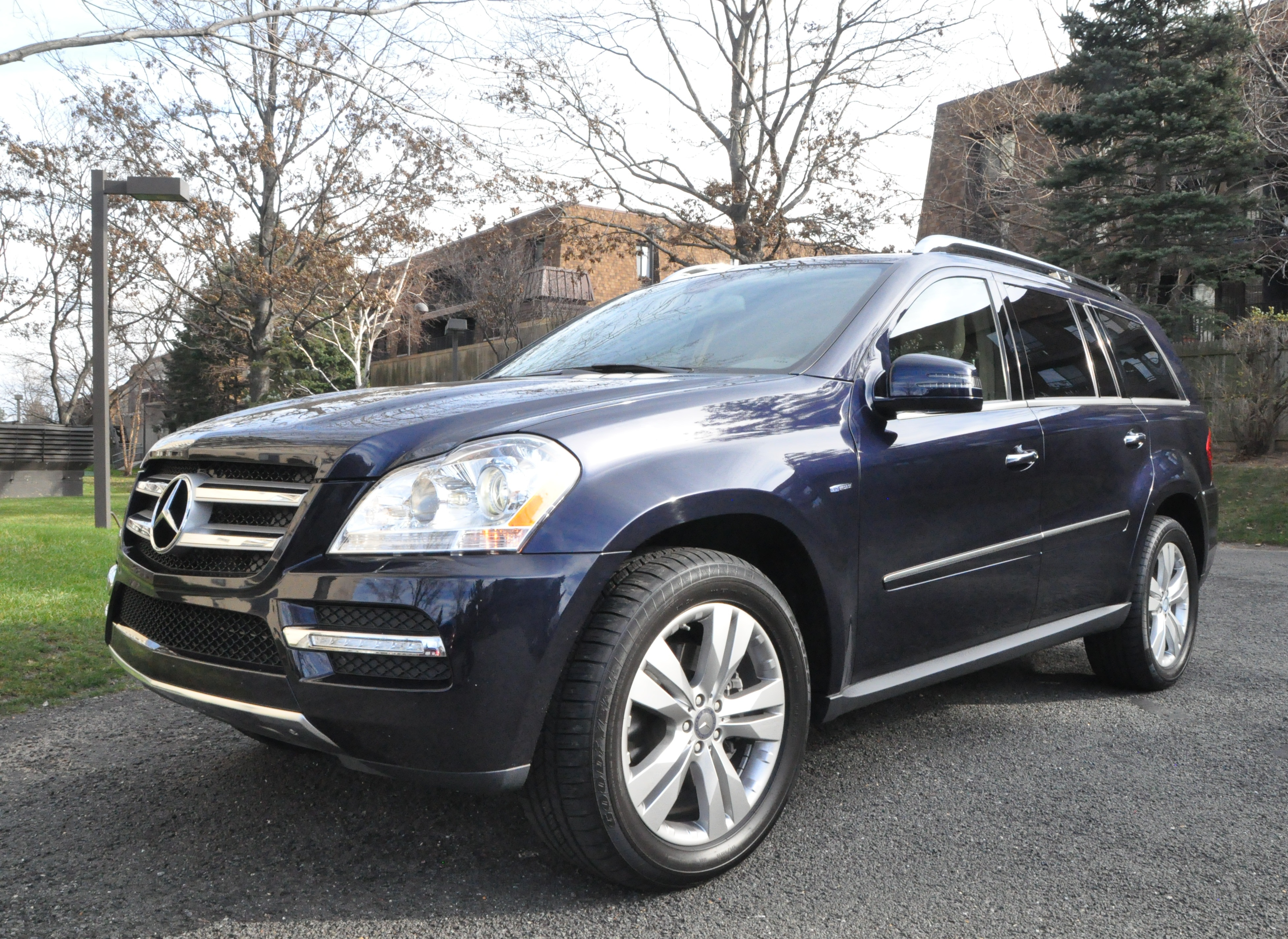 2012 mercedes benz gl350 bluetec review and test drive for 2012 mercedes benz gl350