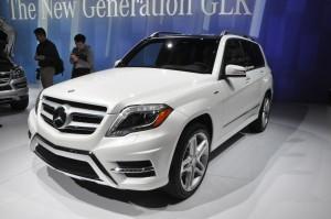 2013 Mercedes-Benz GLK250 BlueTec 4Matic.