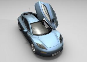 Delta Motorsports' E-4 Coupe