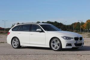 BMW 3 Series Diesel Wagon