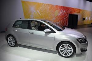 The 2015 VW Golf