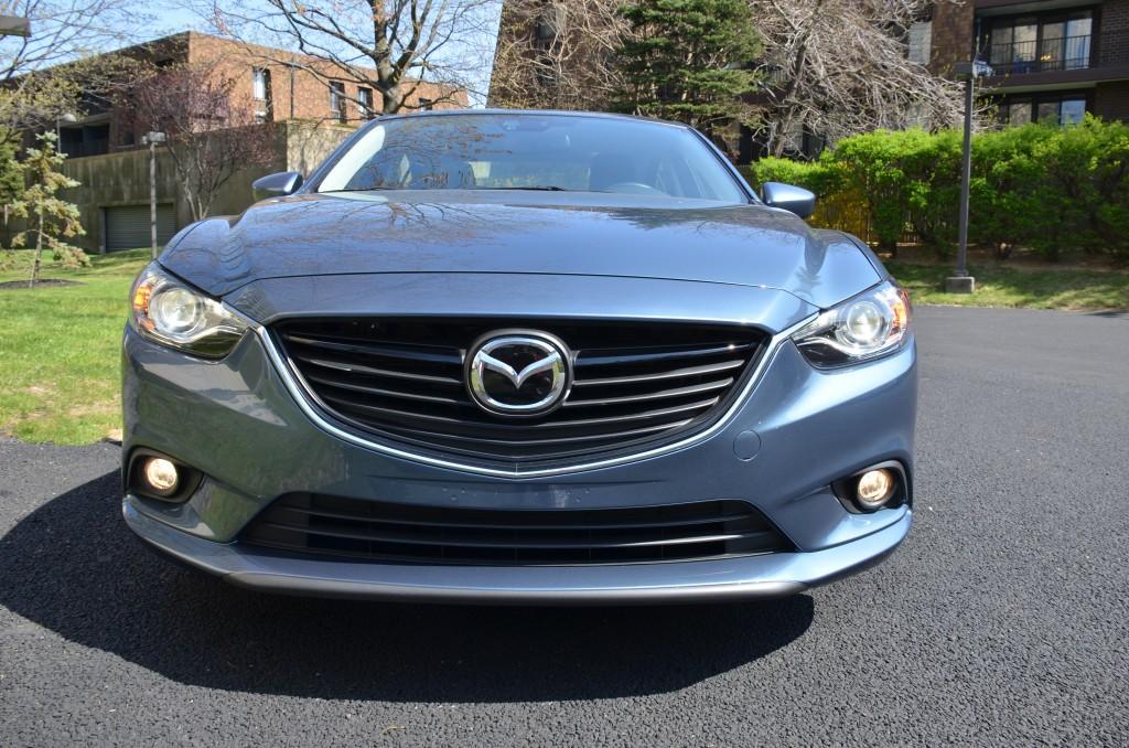 The 2014 Mazda Mazda6