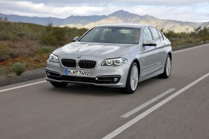 The 2014 BMW 5 Series