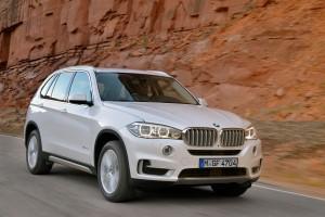 The 2014 BMW X5