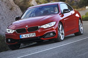 The 2014 BMW 4 Series Coupe