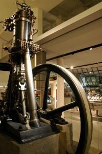 Rudolf Diesel's 1897 diesel engine
