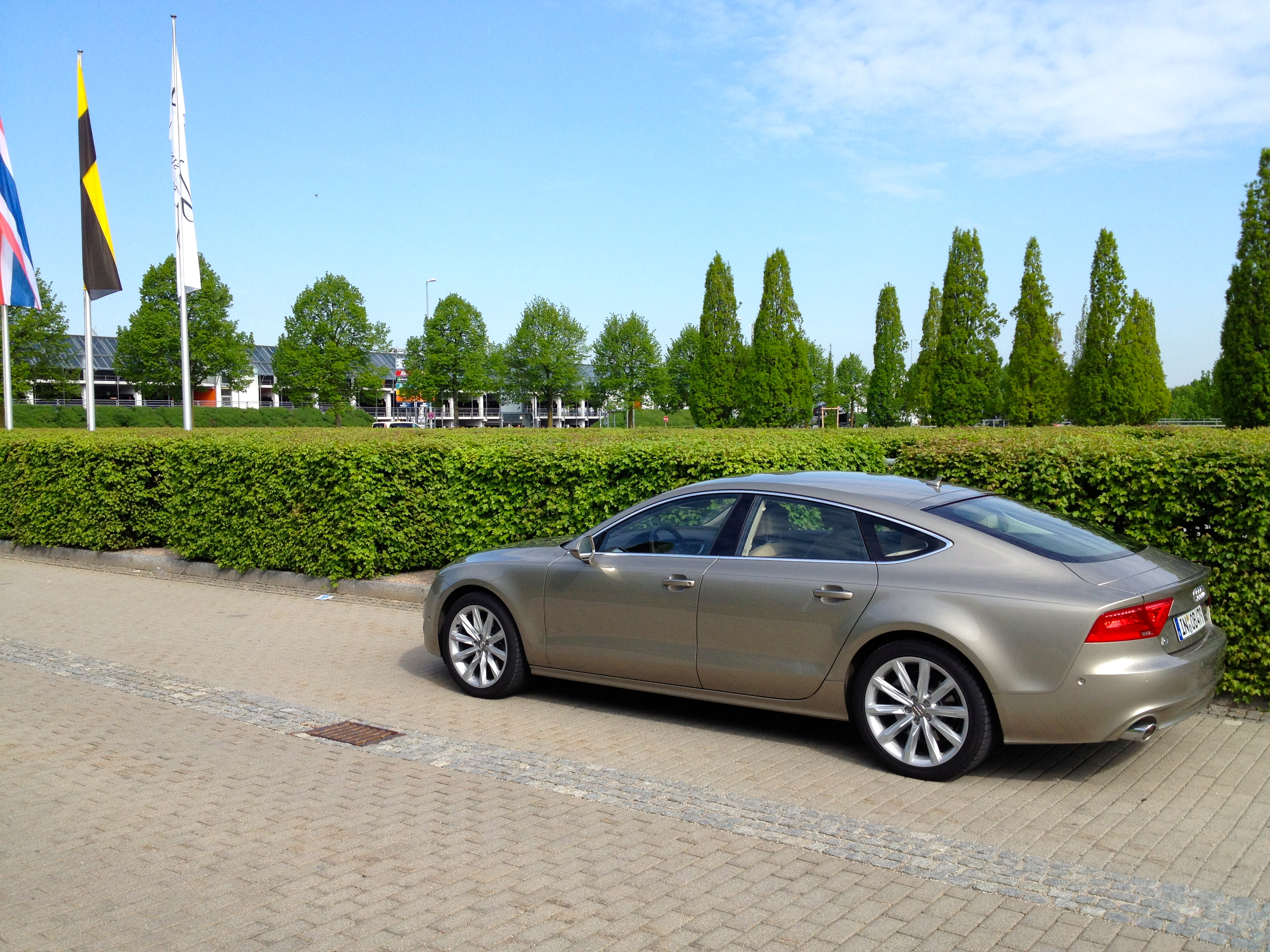 2013 audi a7 3 0 tdi review and road test the green. Black Bedroom Furniture Sets. Home Design Ideas