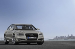 Audi's A8 TDI Quattro
