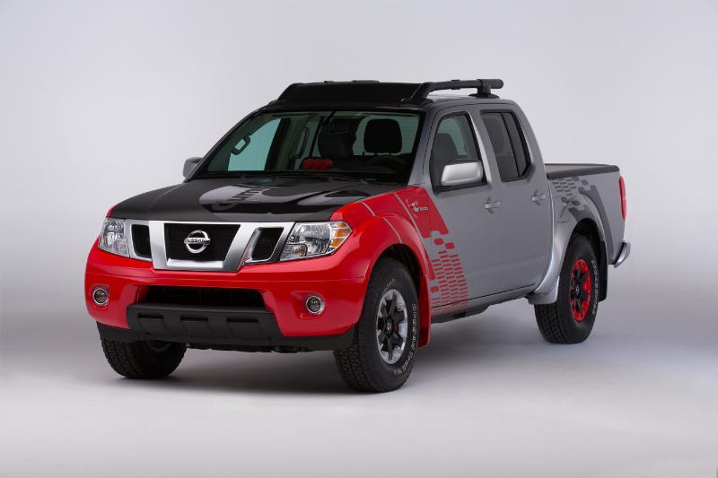 Nissan's Frontier Diesel Runner concept