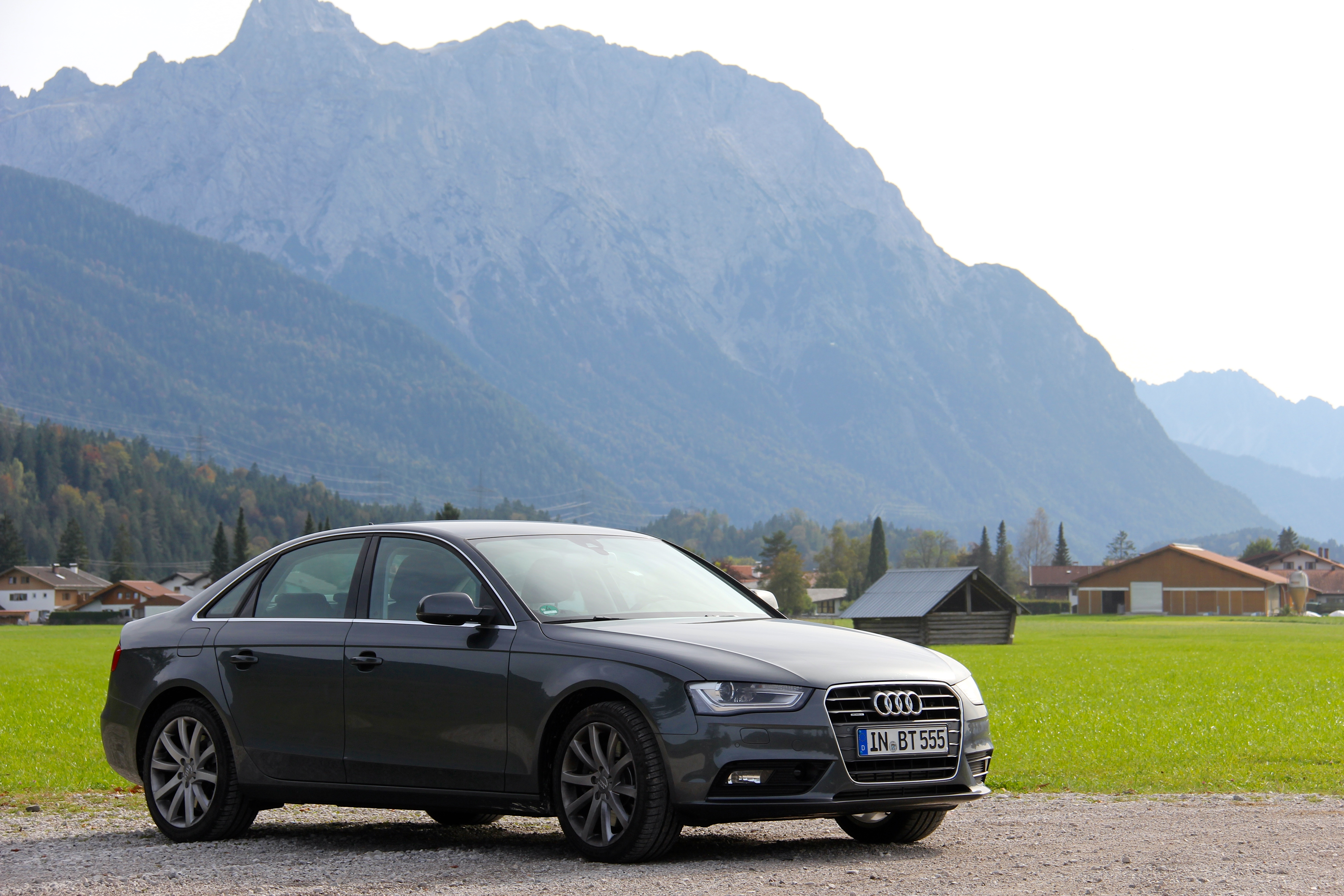 2014 audi a4 3 0 tdi review and road test the green car driver. Black Bedroom Furniture Sets. Home Design Ideas