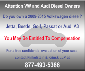 Do you own a 2009-2015 Volkswagen Diesel?