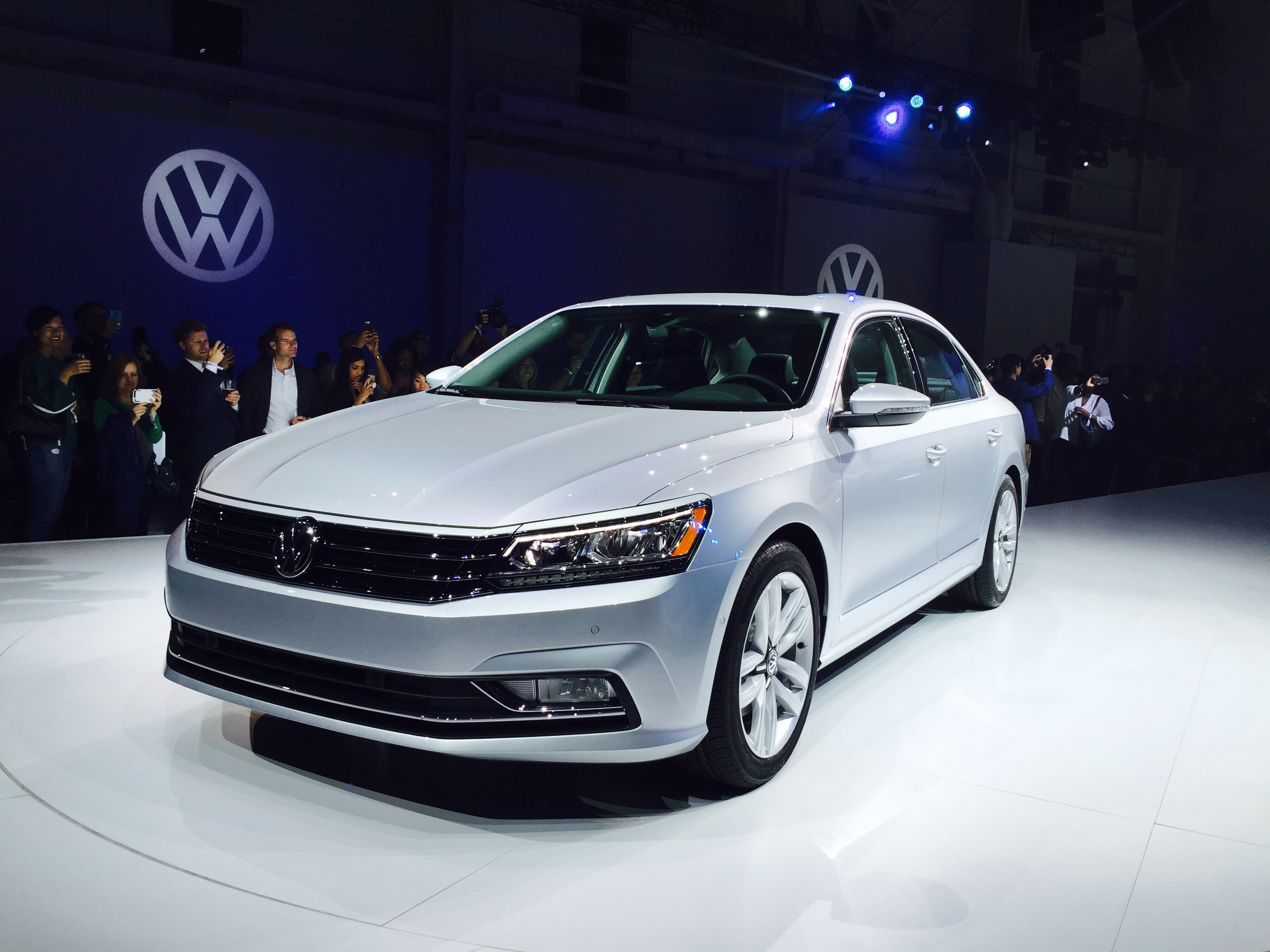 how to tell if a vw has driver assistance package