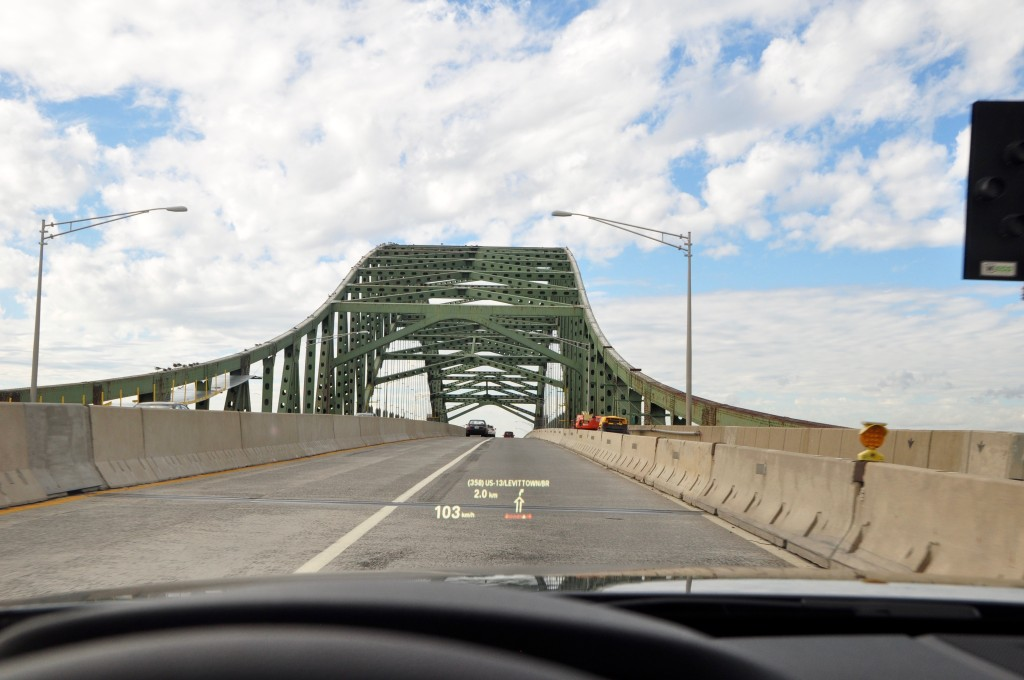 The Pennsylvania Turnpike: It's ok to go a bit faster now