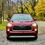 Review and Test Drive:  2020 Toyota Highlander Hybrid Platinum AWD
