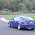 BMW 335d Fall Foliage Drive