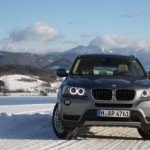 BMW Announces the BMW X3 xDrive35d