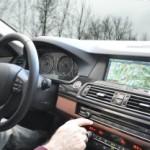 The Road to Bratislava – Driving the BMW 535d Sedan