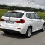 BMW Announces the BMW X1 EfficientDynamics Edition