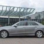 Mercedes-Benz European Delivery – The Mercedes-Benz E350 BlueTec Diesel Sedan