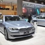 First Look: BMW ActiveHybrid 5