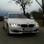 2012 BMW 320d EfficientDynamics Edition (F30) – First Drive and Review