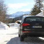 Driving the Audi Q5 TDI – The Road to Fall (Sylvensteinspeicher) – Review